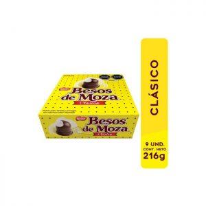 Chocolate BESOS DE MOZA Clásico Caja
