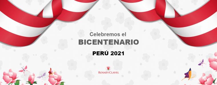 Celebremos el Bicentenario Perú 2021
