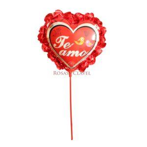Globo Corazón enamorados